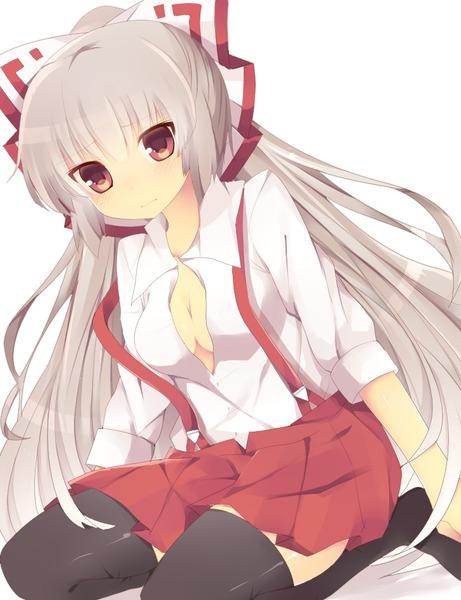 藤原妹紅スカート-13