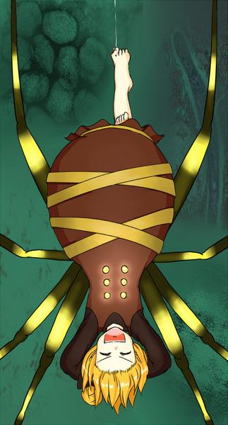 黒谷ヤマメ蜘蛛-38