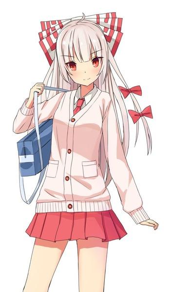 藤原妹紅スカート-25