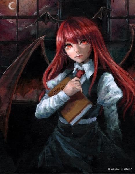 小悪魔と本-14