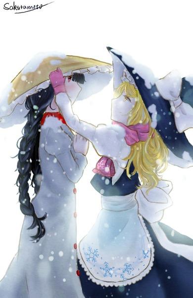 矢田寺成美と雪-40