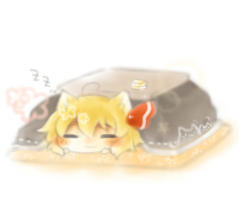 寝ルーミア-01