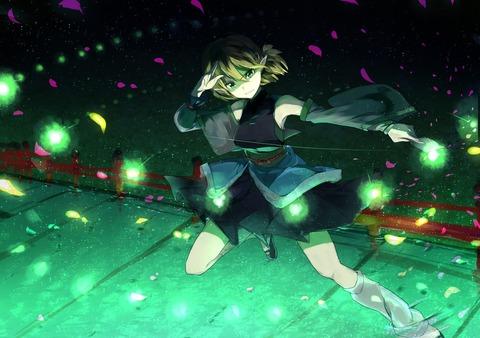 水橋パルスィと弾幕-25