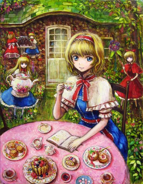 アリスと紅茶-43