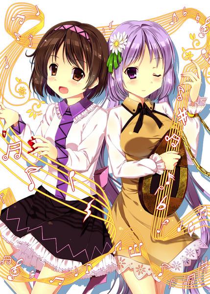 九十九姉妹楽器-21