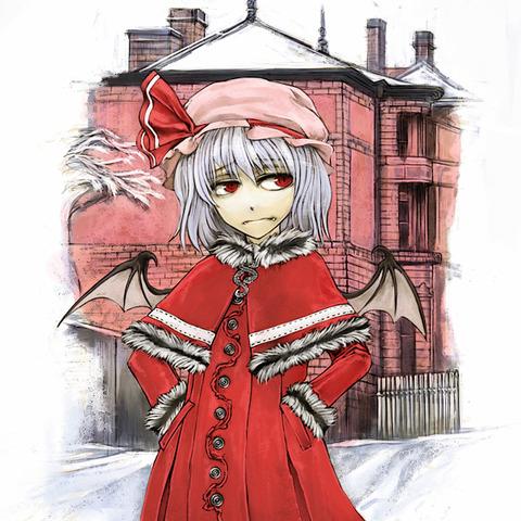 レミリア冬服-10