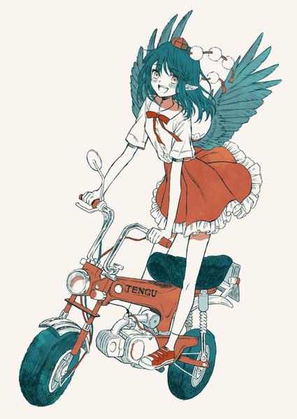 東方バイク2018-03