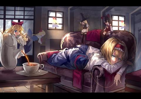 アリスと紅茶-31