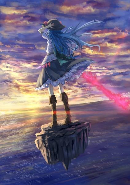 天子と緋想の剣2-24