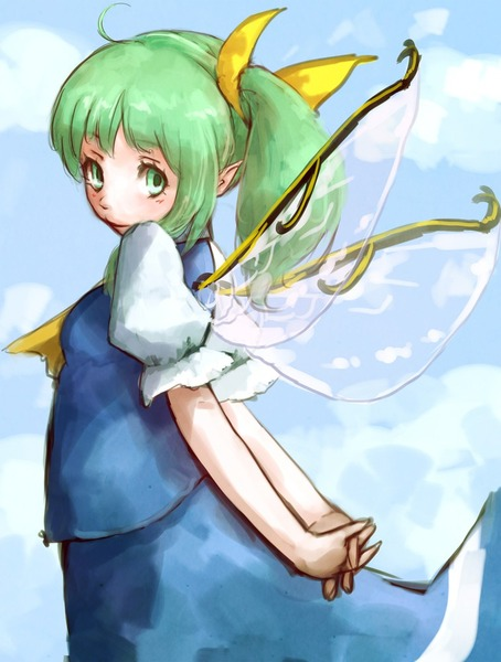 大妖精と青空-40