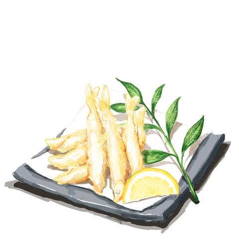 天ぷら大好きです-12