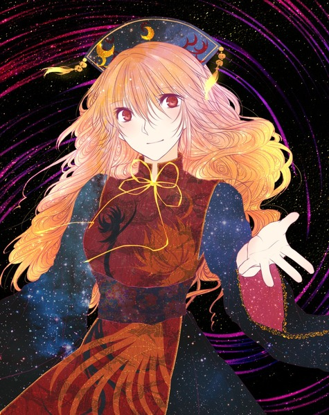 純狐と宇宙-05