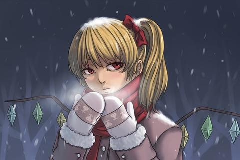 フランと冬服-29