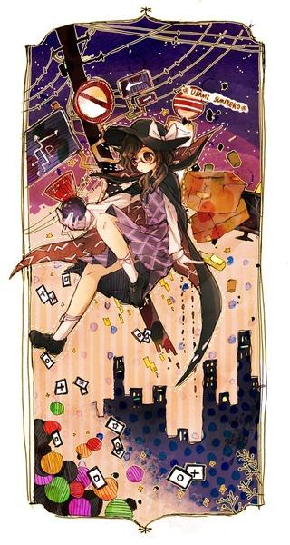 宇佐見菫子2-40
