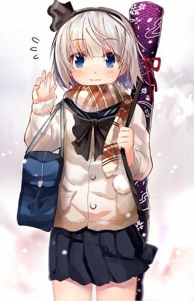 魂魄妖夢制服-14
