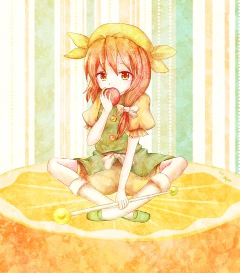 オレンジ-10