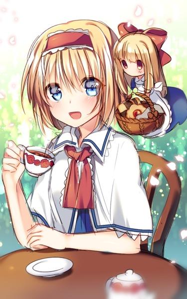 アリスと紅茶-33
