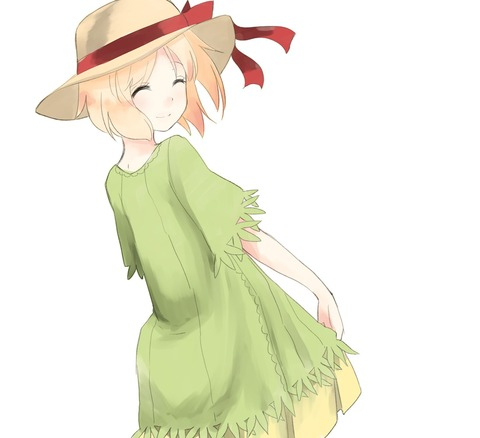 秋静葉衣装チェンジ-19