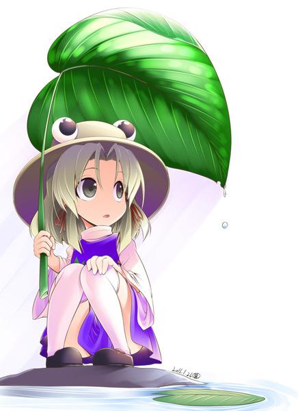 洩矢諏訪子と葉っぱ傘-07