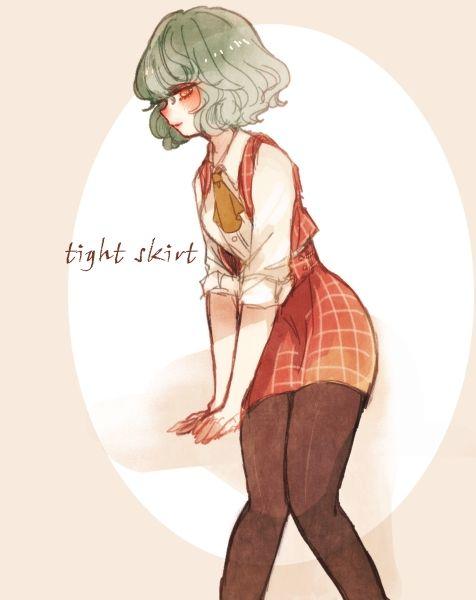 風見幽香ミニスカート-10