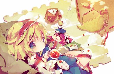 アリスと紅茶-14