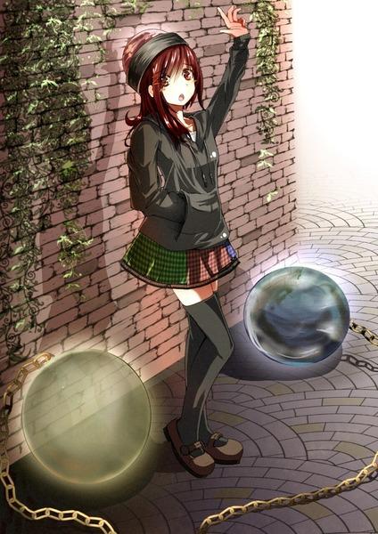 ヘカーティアと地球儀-27