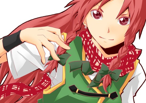 紅美鈴冬服-28