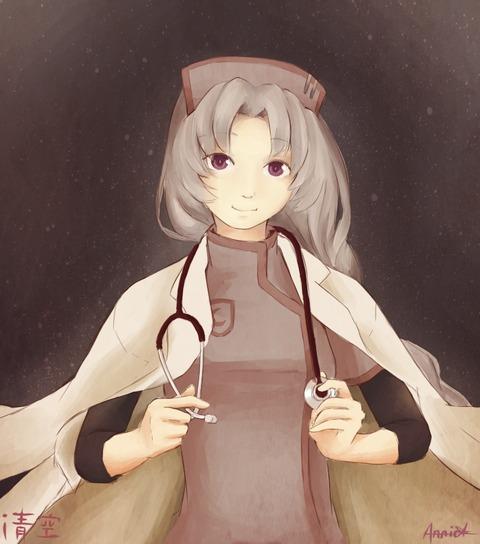 白衣永琳-01