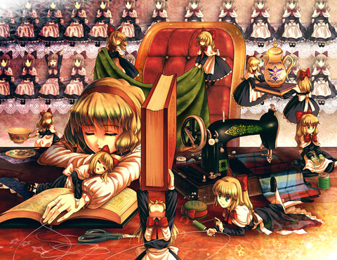 アリスと紅茶-03