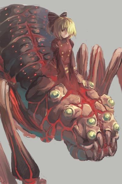 黒谷ヤマメ蜘蛛-19