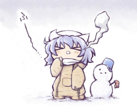 レティと雪2-35