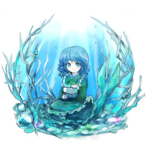 わかさぎ姫水中2-08