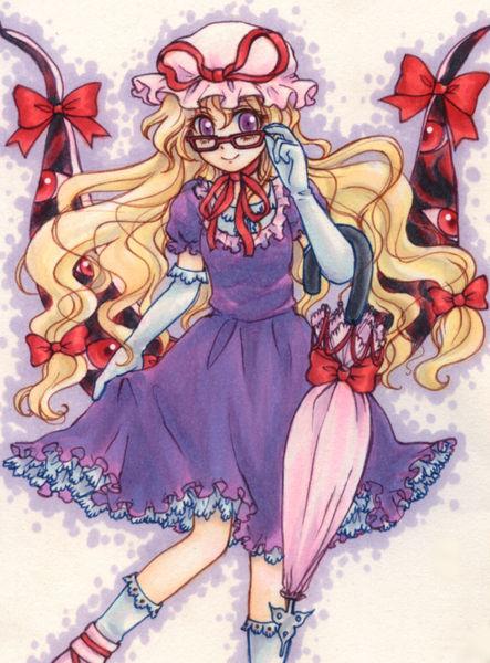 八雲紫眼鏡-38