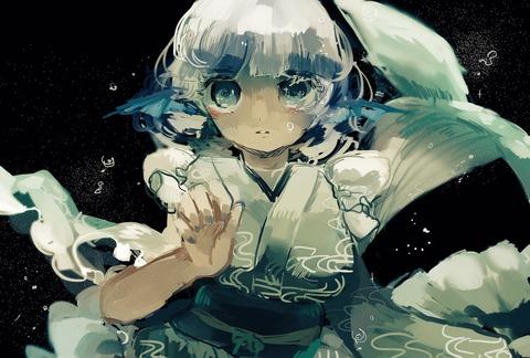 わかさぎ姫水中2-11