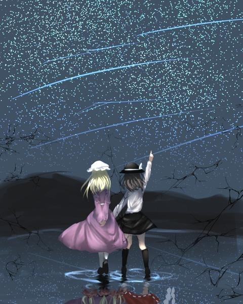 蓮メリ夜空-12