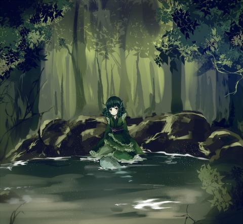 わかさぎ姫水辺-44