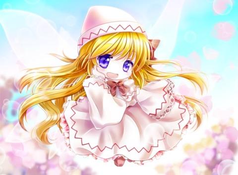 リリーと桜2017-25