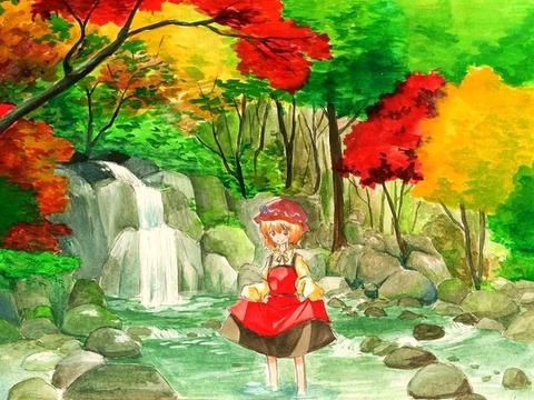 秋穣子と秋-29