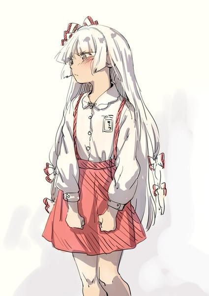藤原妹紅スカート-24