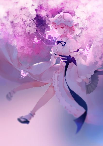 幽々子桜2018-32