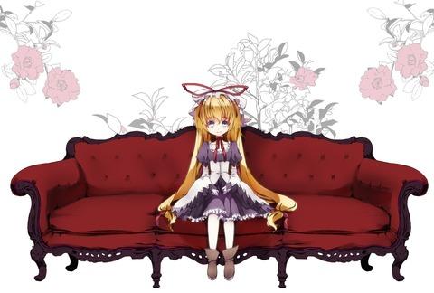 八雲紫幼女-11