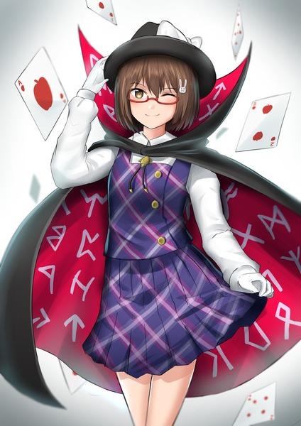 宇佐見菫子2-09