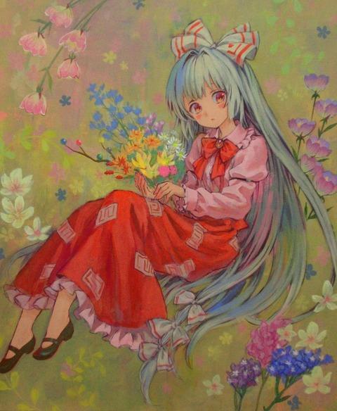 藤原妹紅スカート-29