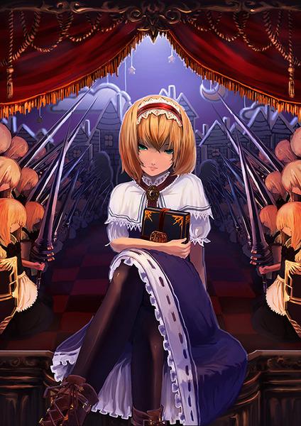 アリスと魔導書-48