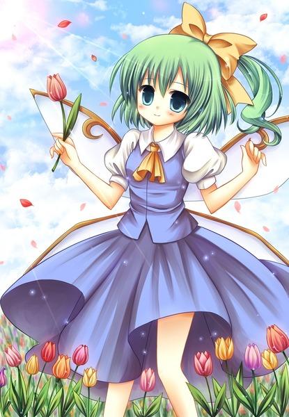 大妖精と花-37