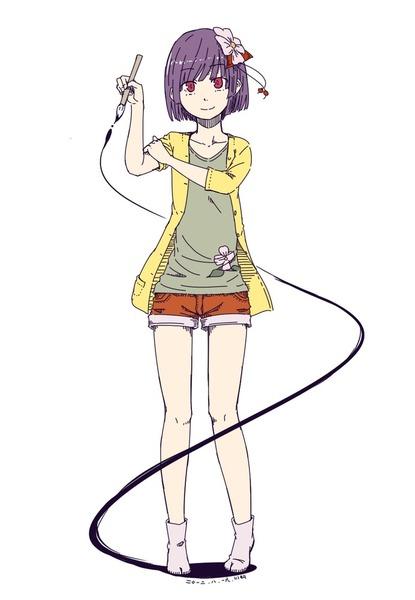稗田阿求別コス-18