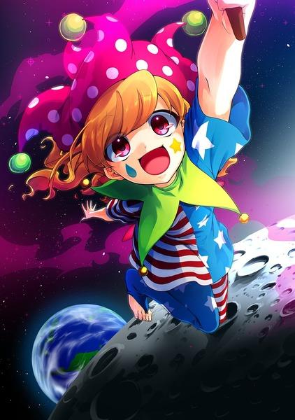 クラウンピースと宇宙-49