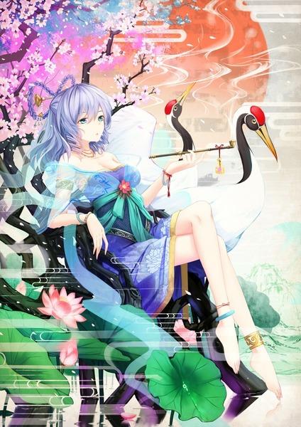 霍青娥と煙管-04