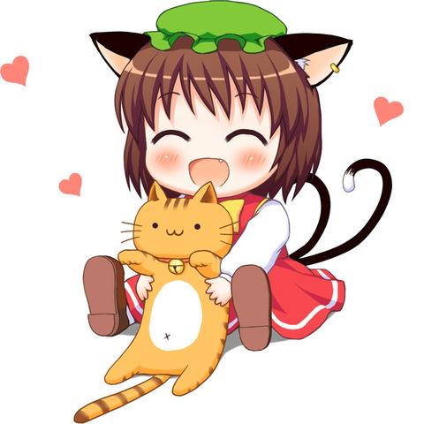 橙と猫-37