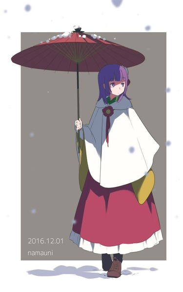 稗田阿求別コス-05